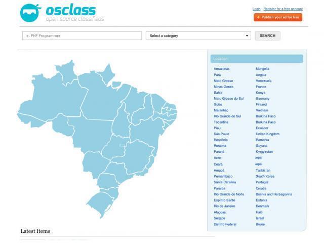 Brazil Theme - 1