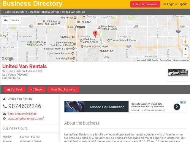 Business Directory theme - 1