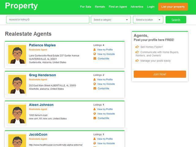 Property- Real Estate Theme - 3