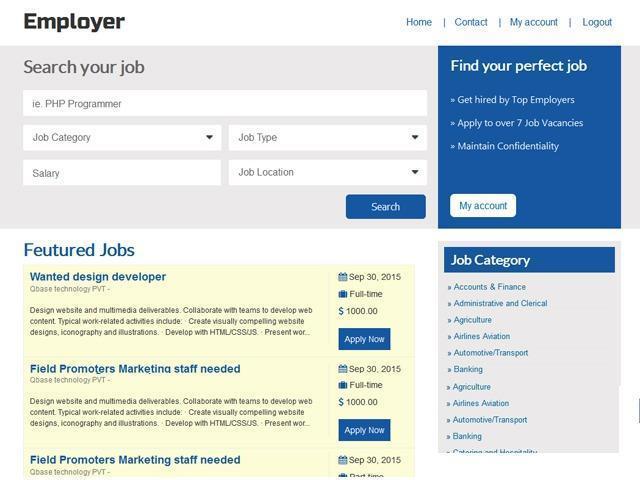 Employer Theme - 1