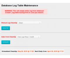Database Log Table - Image 2