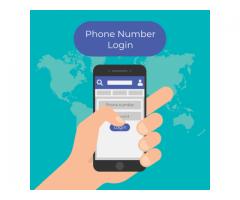 osclasscommunity.com - Phone Number Login - Image 1