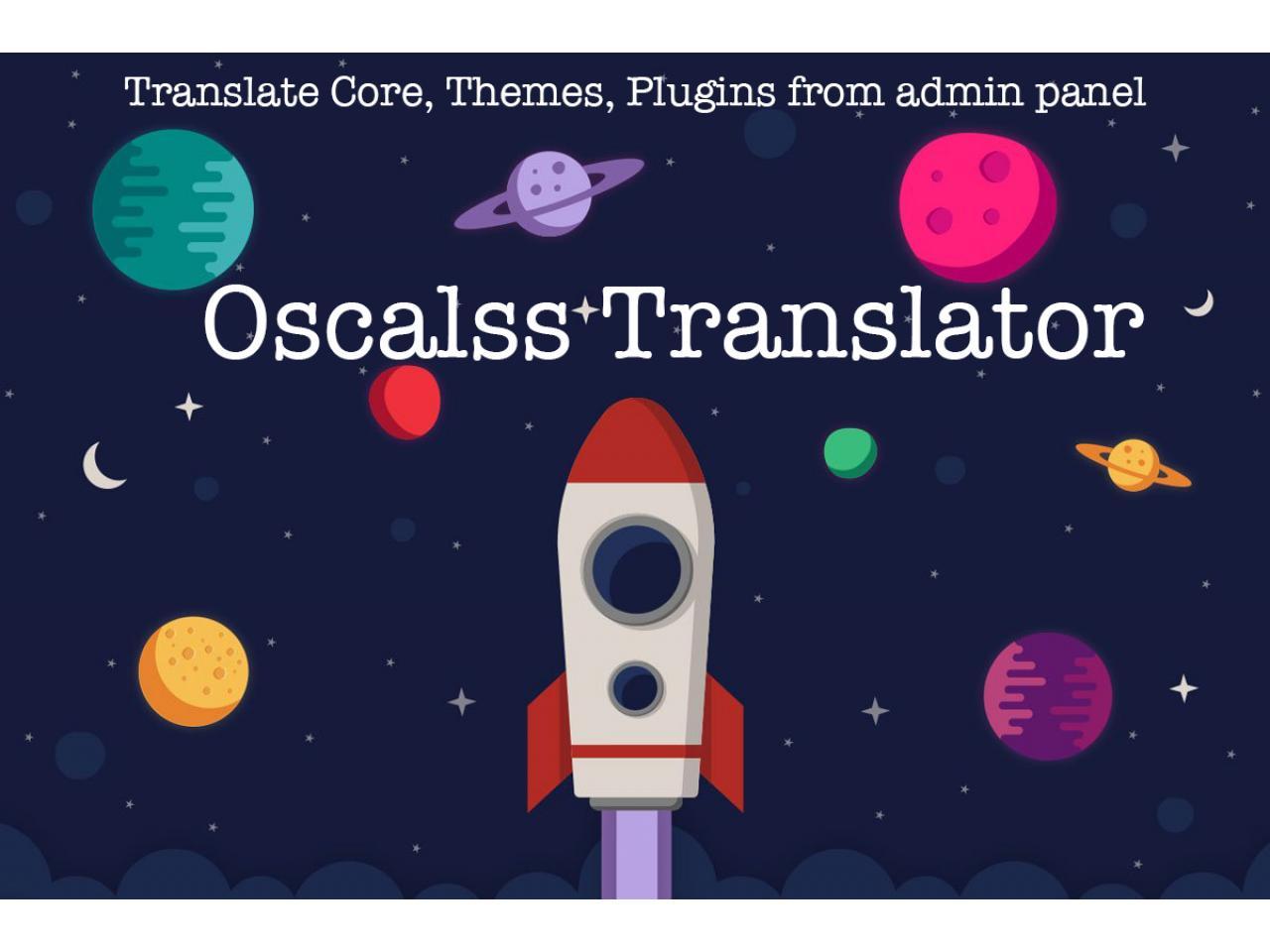 Osclass Translator PRO - 1