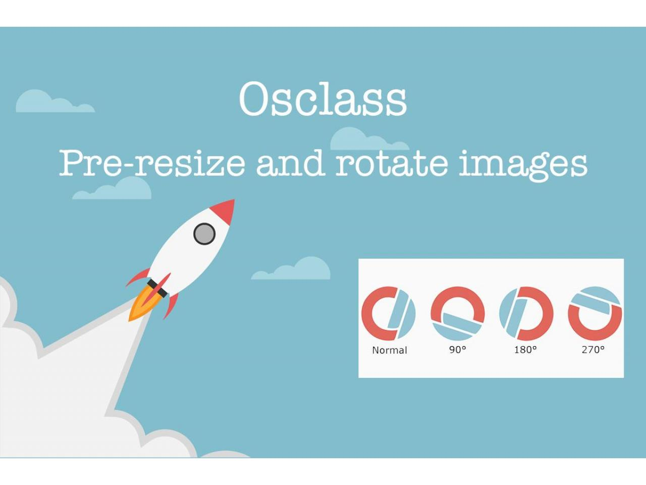 Pre-resize and rotate images Osclass - 1
