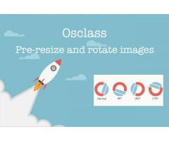 Pre-resize and rotate images Osclass - Image 1